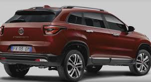 The Fiat Toro Suv A K A Freemont Gets The Green Light Motorchase