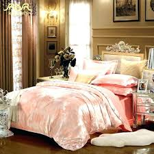 rose gold bedding set pink and gold bedding pink and gold bedding sets luxury pink and