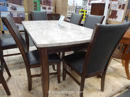 formal dining room sets costco