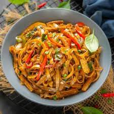 drunken noodles recipe step by step