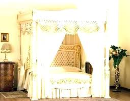 canopy bed curtains – jamesdelles.com