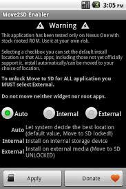 (Aporte) Instala apps en la SD (Metodo mas facil)