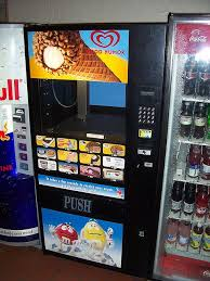 Dog Biscuit Vending Machine Enchanting A Good Humor Ice Cream Treats Vending Machine Located At A Travel