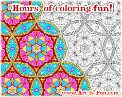 Small Picture Abstract Patterns Coloring Pages PDF 20 Detailed Printable