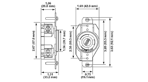 nema l6 20r receptacle wiring diagram nema image 2320
