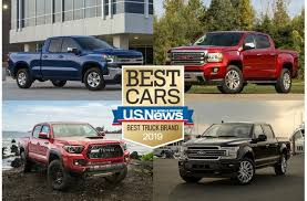 U.S. News' Best Truck Brands of 2019 | U.S. News & World Report