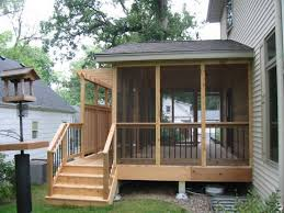Backyard Deck Designs Exterior Awesome Brown Color Natural Wood