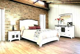 Distressed Bedroom Sets White Set King Bed Leather Bedhead ...