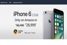 apple iphone 6 price. iphone-6-offer-amazon.in apple iphone 6 price