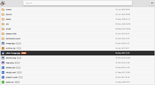 GitHub - lachezarov/Sunrays-Theme: Custom apache2 directory listing ...