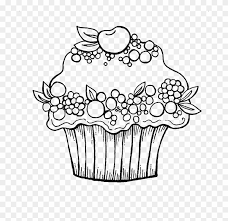 Loved by all, who could resist? Cupcakes Coloring Page Coloring Home Cupcake Coloring Pages Png Transparent Png 700x731 4787547 Pngfind