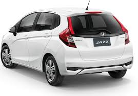 2018 honda jazz. plain jazz 2018 honda jazz facelift debuts in thailand for honda jazz