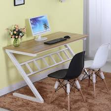 office working table. Easy Assembling Computer Desk Office Working Z Shaped Table-in Desks From Furniture On Aliexpress.com | Alibaba Group Table