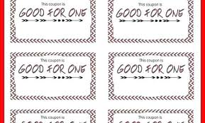 Make Your Own Gift Voucher Template Create Coupon For