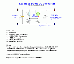 how to step down from 12v 9v electronics forum circuits 12v to 9v dc gif