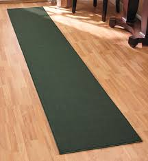 extra long nonslip floor runners rug latex backing in 3 colors 60