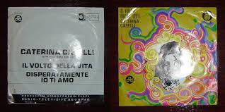 CATERINA CASELLI - Il Volto Della Vita (singl) licenca - Kupindo.com  (48601253)