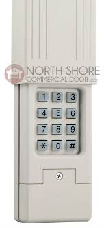 universal garage door opener keypad387LM Universal Wireless Keypad
