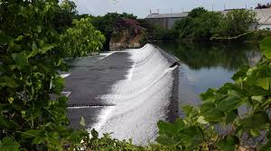 What is a low head dam. Low Head Dam On The Etowah River Made For A Quick Portage Around Kayaking
