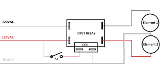 wiring diagram for spdt relay wiring image wiring wiring help needed for dpst relays home brew forums on wiring diagram for spdt relay
