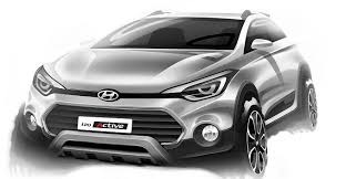 new car launches by hyundaiHyundai i20 Active Crossover Launching on March 17 2015  NDTV