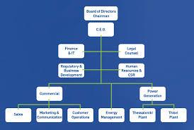 Farm Business Organizational Chart The Organizational Structure