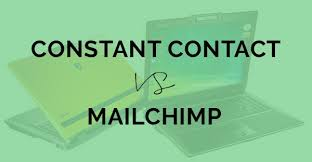 mailchimp vs constant contact which email marketing service is  constant contact which email marketing service is right for you