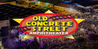 Old Concrete Street Amphitheater Seating Chart Concrete Street Amphitheater Livin It Live Concrete