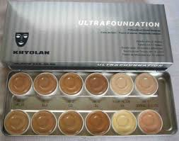 kryolan ultra foundation cream image 1 write a review