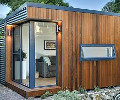 office garden shed. Backyard Shed Office Prefabricated Garden Uk