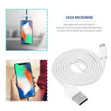 [ <b>SJX ]1</b>/2/3M Super Long 5C 2A Micro USB Data Cable Phone Fast ...