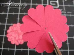 Paper Flower Punches 77 Best Craft Punch Images Paper Engineering Crafts Do It Yourself