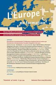 Between Emancipation and Defence  The Failure of the Commission     xs Attempt to Concert a Common European Immigration Policy