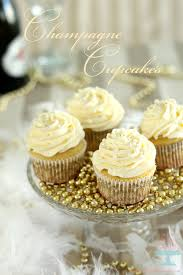 9 Birthday Cupcakes And Champagne Photo Champagne Cupcake Happy