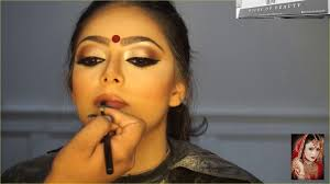 indian bollywood south asian wedding bridal makeup start to finish nowchic