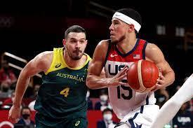 Booker, Team USA defeat Australia, 97 ...
