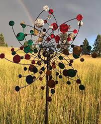 kinetic wind spinners wind garden