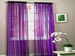 Sheer Bedroom Curtains Purple Bedroom Curtains