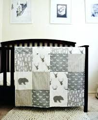 woodland nursery bedding themed crib sets animal uk