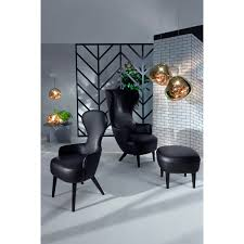 Wingback Chair Wingback Chair Elmosoft Leather Tom Dixon Horne