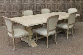 oak dining table. Adorable Limed Oak Dining Tables Table With A Tuscan Pedestal Base Large