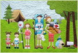 Campers Quilt Pattern – Amy Bradley Designs & Campers Quilt Pattern; Campers Quilt Pattern ... Adamdwight.com