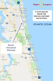 Great Loop Charts How To Cruise The Icw Intracoastal Waterway