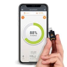 Dario Lc Blood Glucose Monitor Kit For Iphone Test Your Blood Sugar Levels And Estimate A1c Kit Includes Glucose Meter With 25 Strips 10 Sterile