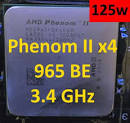 б\в Процесор AMD Phenom II X4 960 trey