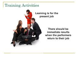 On Job Training Objectives Learning And Training Definitions In Instructional Design