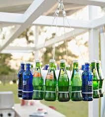 affordable diy bottle chandelier diy projects for summer with diy plastic bottle chandelier