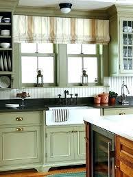 fascinating green kitchen cupboard doors