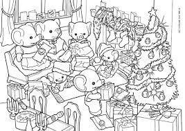 Calico Critters Coloring Pages Little Critter Coloring Pages My