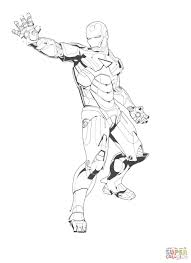 Disegni Di Iron Man Da Colorare Pagine Da Colorare Stampabili